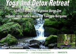 Yoga and Detox Retreat-marta-simonetto-naturopata-busto arsizio-centro di naturopatia-mozzate-fiori di bach-mina formisano-fulvio falsanito